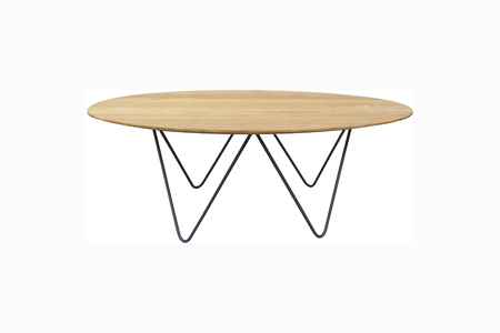 Coffeetable True Oval
