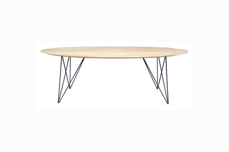 Diningtable True Oval